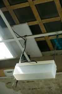 Maschinenraum Notbeleuchtung