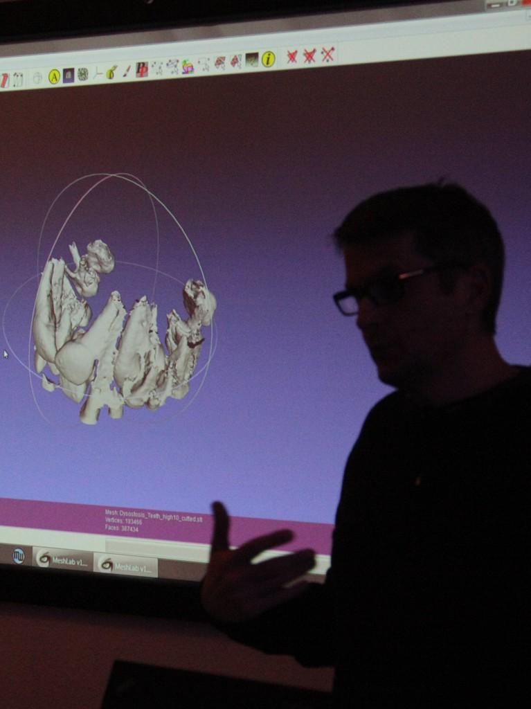 Vortrag: 3D-Druck in medizinischer Anwendung