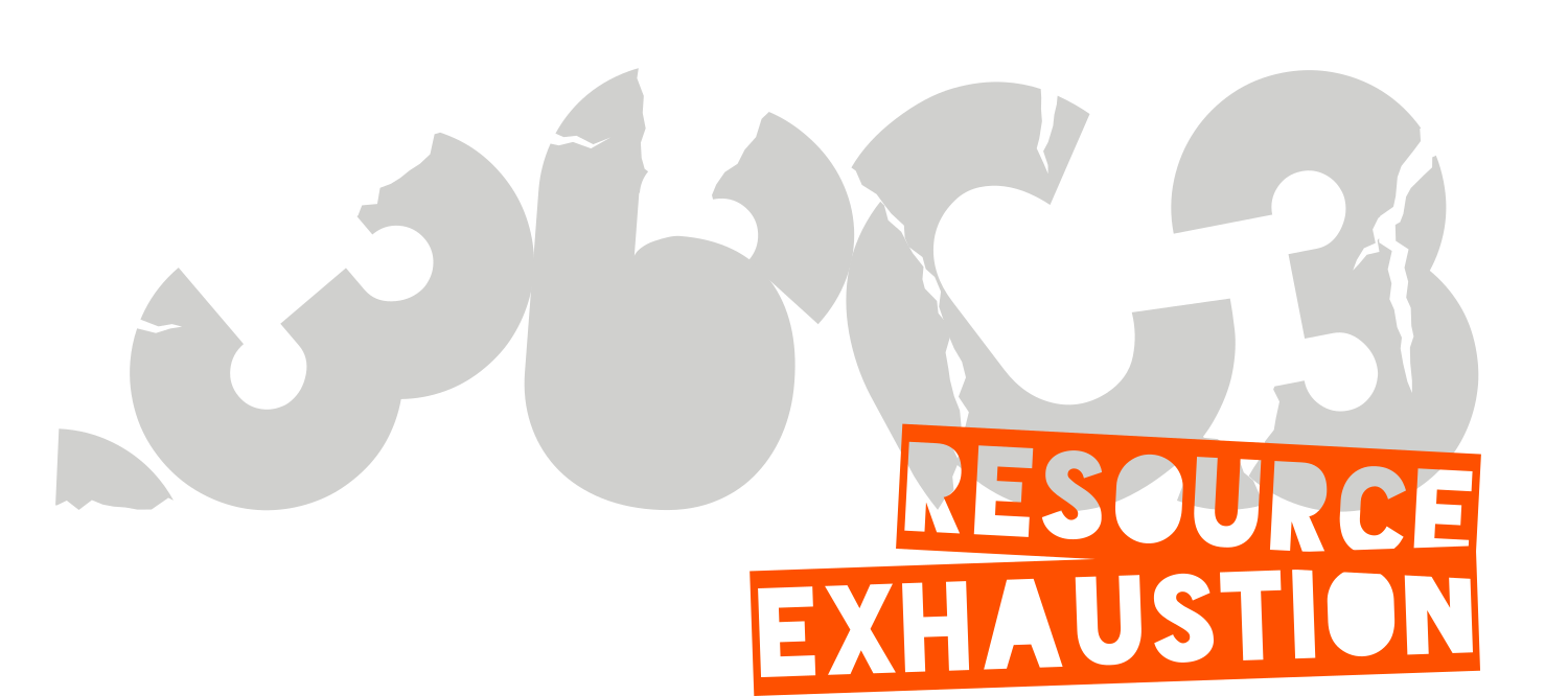 36C3: Resource Exhaustion